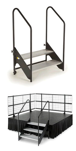 Where to find STAGE STEPS AND SAFETY ITEMS in Ft. Wayne