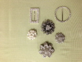 Rental store for BROOCHES - BUCKLES SIZES in Ft. Wayne IN