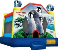 Rental store for Moonwalk HAPPY FEET 15x16x13  TALL in Ft. Wayne IN