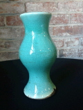 Rental store for VASE POTTERY AQUA large in Ft. Wayne IN
