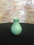 Rental store for VASE POTTERY AQUA small in Ft. Wayne IN