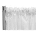 Rental store for CHIFFON TENT DRAPE WHITE 10 x10 in Ft. Wayne IN