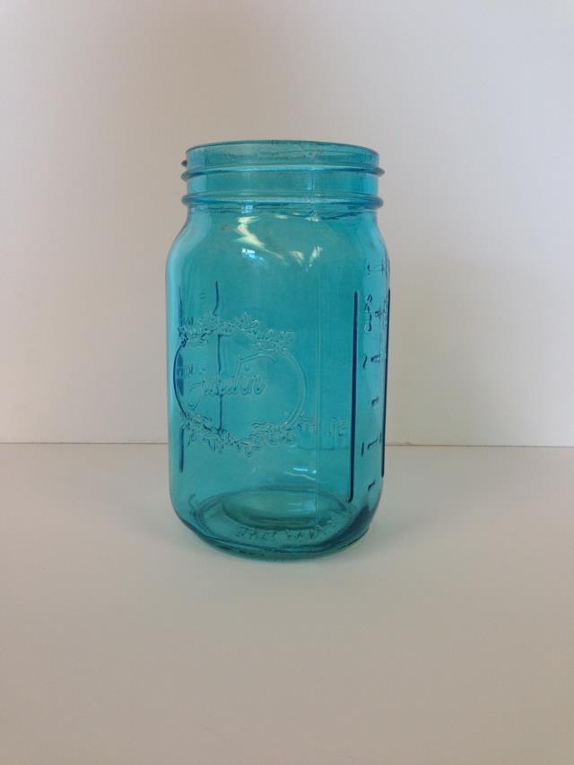 Mason Jar Auburn