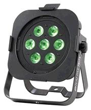 Where to find LED flat par can Tri 7x Battery light in Ft. Wayne