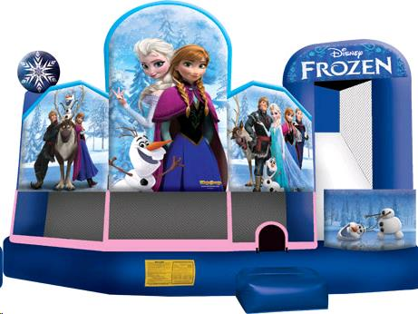 Where to find Moonwalk FROZEN w SLIDE 20x19x15  TALL in Ft. Wayne