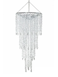 Rental store for CHANDELIER CRYSTAL TIERED 24 D X 44 L in Ft. Wayne IN