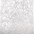 Rental store for FABRIC WHITE FLORAL PANEL CUTOUT 4  X 14 in Ft. Wayne IN