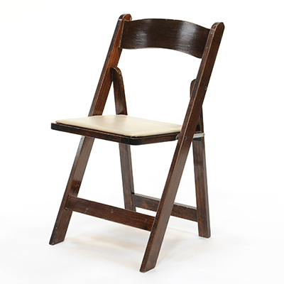 Where to find CHAIR FRUITWOOD FOLDING in Ft. Wayne