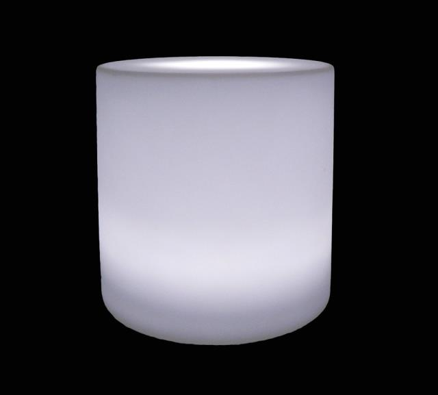 Where to find CYLINDER POLY 18  tall X 18  diam in Ft. Wayne