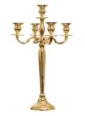 Rental store for CANDELABRA 5 ARM GOLD 24  T in Ft. Wayne IN