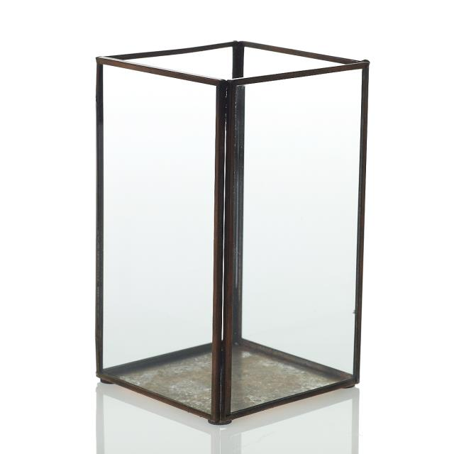 Where to find CENTERPIECE BOX METAL   GLASS 6 in Ft. Wayne