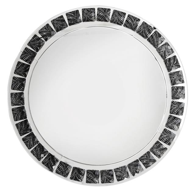 Where to find MIRROR ROUND BEADED BLACK 13 in Ft. Wayne