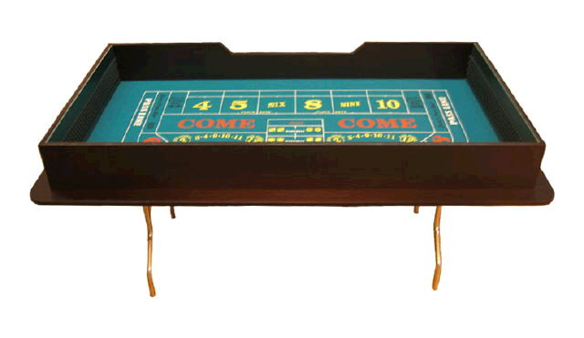 Where to find CRAPS TABLE LARGE KIT 1, 75x37 in Ft. Wayne