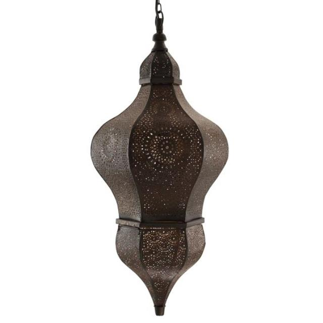 Where to find LANTERN PENDANT MED HANGING 12 x26 in Ft. Wayne