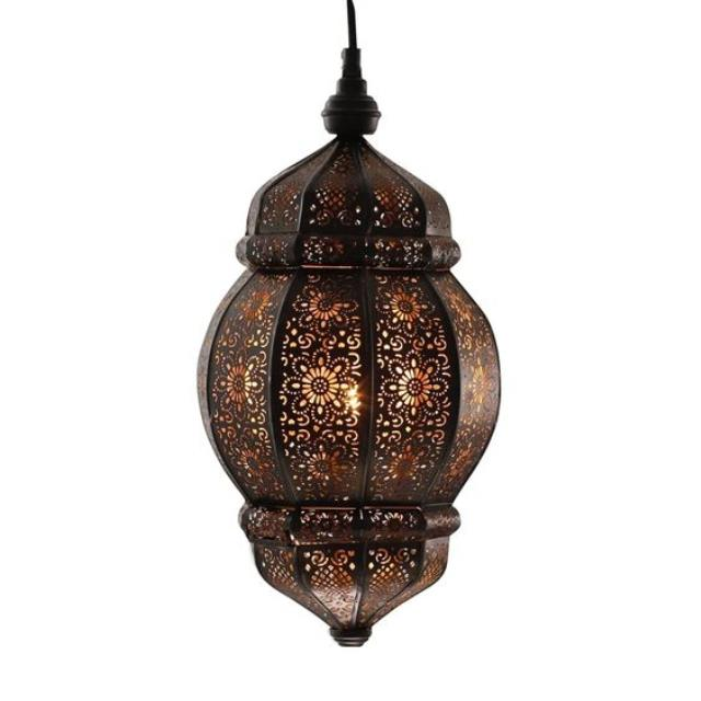 Where to find LANTERN PENDANT SM HANGING 8 x18 in Ft. Wayne