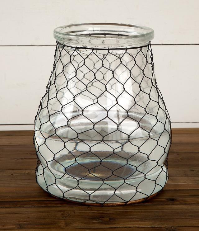 Jar Glass W Poultry Wire Rentals Ft Wayne In Where To Rent Jar Glass W Poultry Wire
