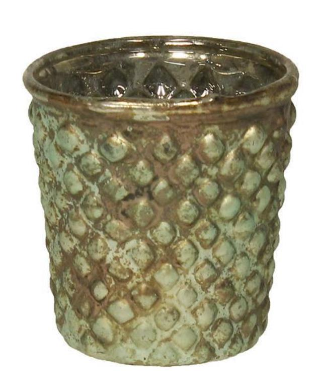 Where to find VOTIVE HOBNAIL OXIDIZED TURQUOISE 2.75 in Ft. Wayne