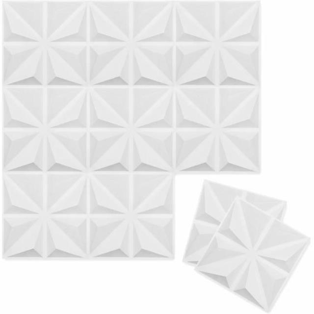 Where to find WALL PANEL 3D WHITE 19.75 in Ft. Wayne