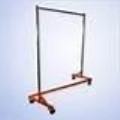 Rental store for COAT RACK 5  WIDE with BLACK BASE in Ft. Wayne IN