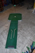 Rental store for GOLF PUTT HOLE 2 w T-SHAPE in Ft. Wayne IN