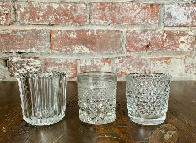 Where to find VOTIVE GLASS MIXED 2 in Ft. Wayne