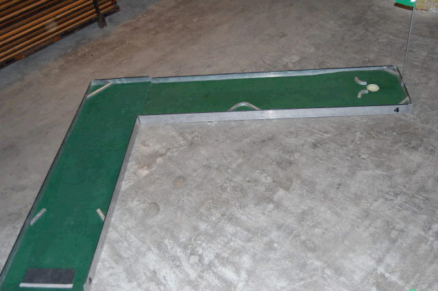 Where to find GOLF PUTT HOLE 4 RT ANGLE in Ft. Wayne