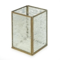 Rental store for CENTERPIECE BOX METAL   MERCURY GLASS 6 in Ft. Wayne IN