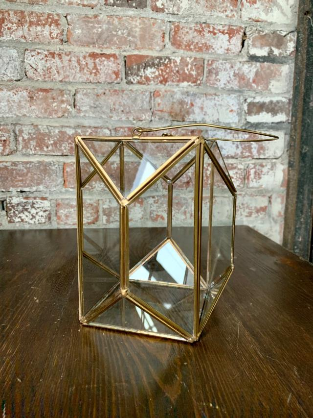 Where to find CENTERPIECE GEOMETRIC GOLD 7 in Ft. Wayne
