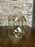 Rental store for CENTERPIECE GEOMETRIC GOLD 7 in Ft. Wayne IN