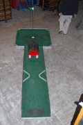 Rental store for GOLF PUTT HOLE 9 T-SECTION in Ft. Wayne IN