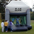 Rental store for Moonwalk SLAM DUNK 14x14x16  TALL in Ft. Wayne IN