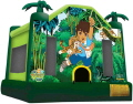 Rental store for Moonwalk GO DIEGO GO 12x13x13  TALL in Ft. Wayne IN