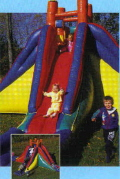 Rental store for SLIDE SMALL CHILD 90 LBS MAX EA in Ft. Wayne IN