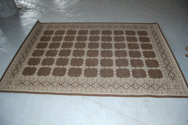 Where to find RUG TILE BROWN 5 x 7 in Ft. Wayne