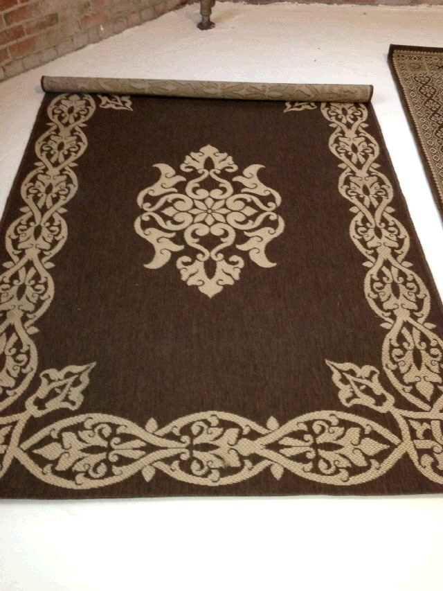 Where to find RUG DESIGN BROWN 5 x 7 in Ft. Wayne