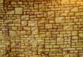 Rental store for BACKDROP BRICK WALL GOLD 21 w x 9 t in Ft. Wayne IN