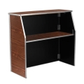 Rental store for BAR 4  WOOD FOLDING w SHELF in Ft. Wayne IN