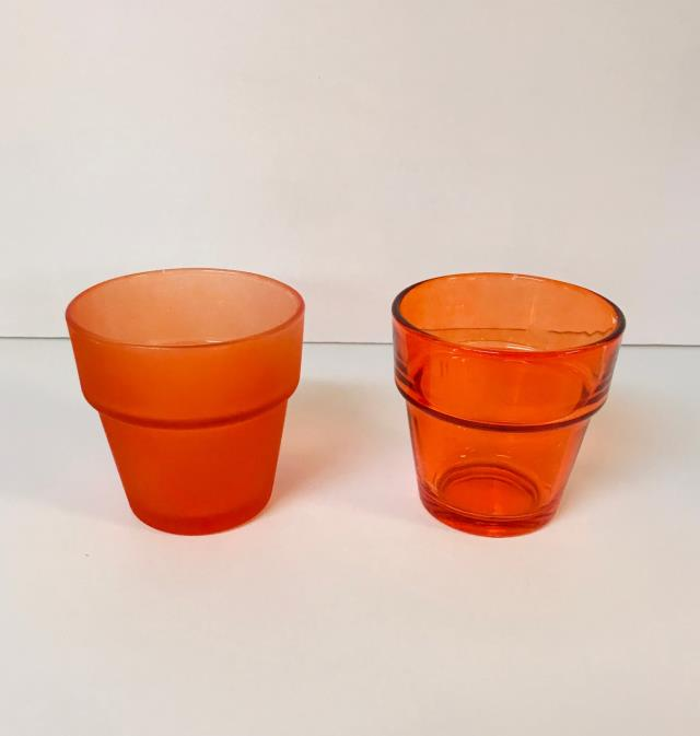 Votive Frosted Orange Rentals Ft Wayne In Where To Rent