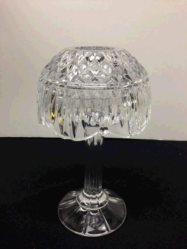 Where to find LAMP CRYSTAL SMALL 8.5 TALL in Ft. Wayne