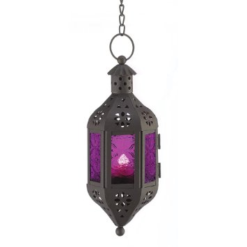 Where to find LANTERN MOROC. HANG. 4x10  PURPLE in Ft. Wayne