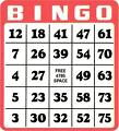 Where to find BINGO CARD EACH FOR EXTRAS in Ft. Wayne