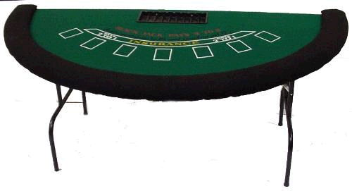 Where to find BLACKJACK TABLE LARGE KIT in Ft. Wayne