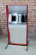 Rental store for FUNHOUSE MIRROR 2 x4  TALL in Ft. Wayne IN