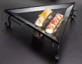Rental store for GRIDDLE ORNATE TRIANGLE 19.5x6  TALL in Ft. Wayne IN