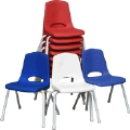 Rental store for CHILDS STACKING CHAIR WHITE in Ft. Wayne IN