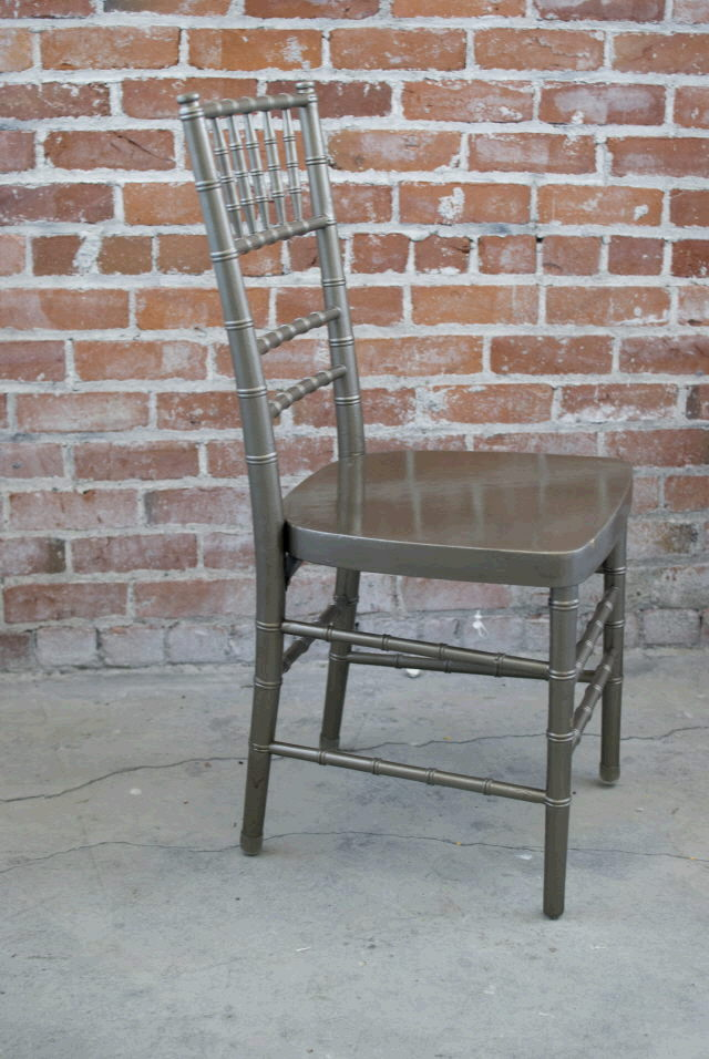 Where to find CHAIR CHIVARI BRONZE METALLIC in Ft. Wayne