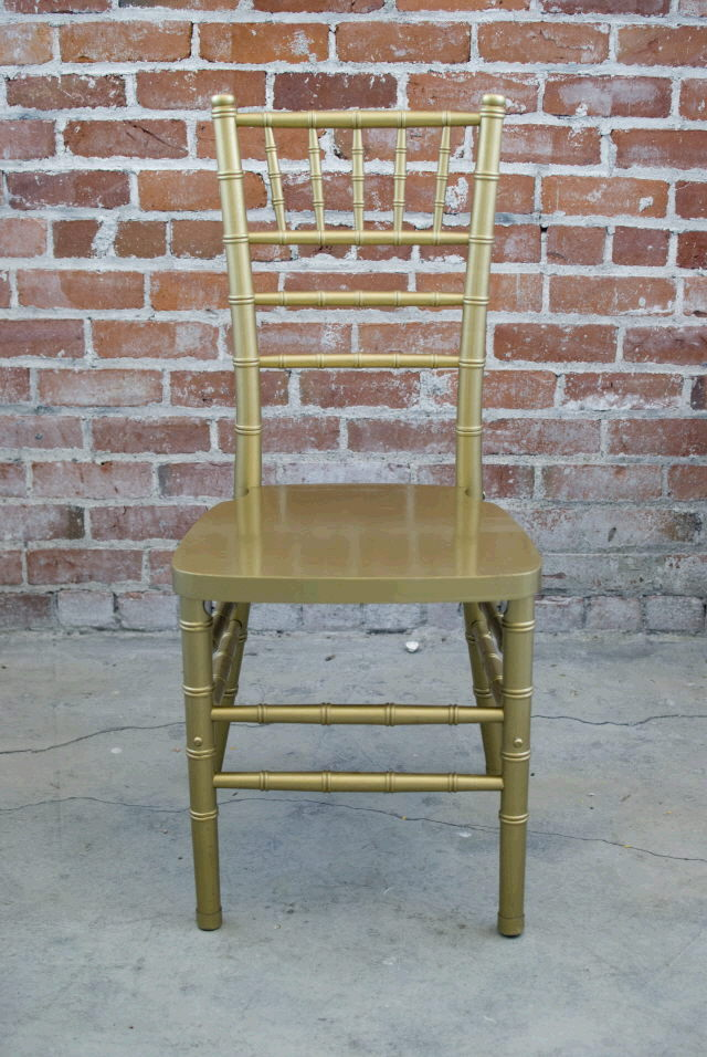 Where to find CHAIR CHIAVARI GOLD in Ft. Wayne