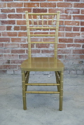 Rental store for CHAIR CHIVARI GOLD in Ft. Wayne IN