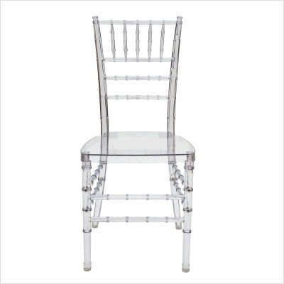 Where to find CHAIR CHIVARI CRYSTAL CLEAR in Ft. Wayne