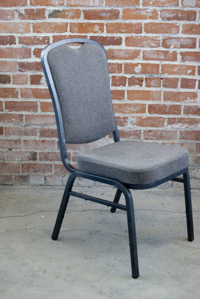 Where to find CHAIR PADDED BALLROOM GREY FABRIC in Ft. Wayne